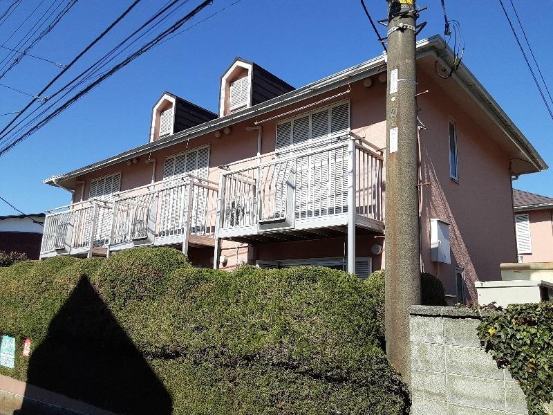 メゾンHasegawa外観写真