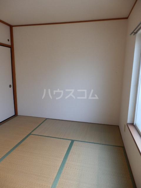 テラス宇佐見の居室