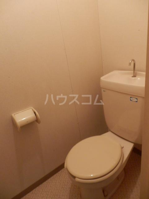 テラス宇佐見のトイレ