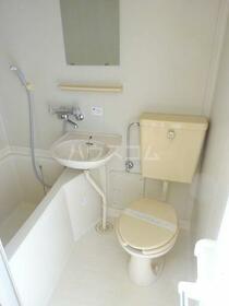 南林間FTマンション 305号室の風呂