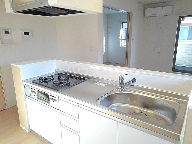 アーデント 02010号室のキッチン