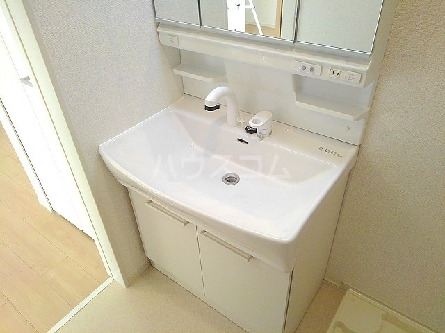アーデント 02010号室の洗面所