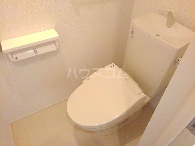 アーデント 02010号室のトイレ