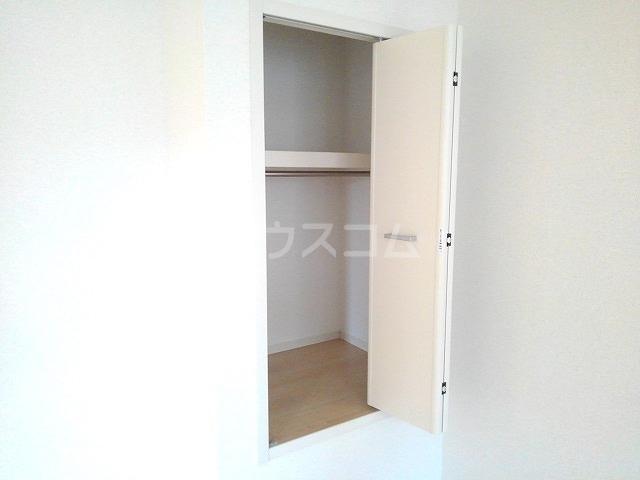 アーデント 02010号室の収納
