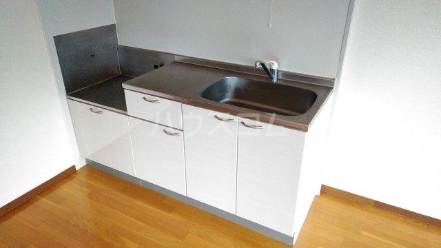 ラシーヌⅡ 301号室のキッチン