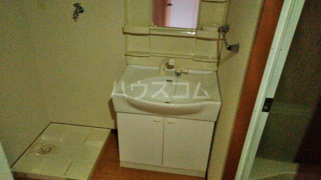 ラシーヌⅡ 301号室の洗面所