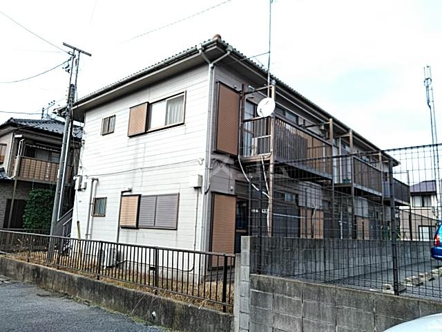 コーポ薮崎外観写真