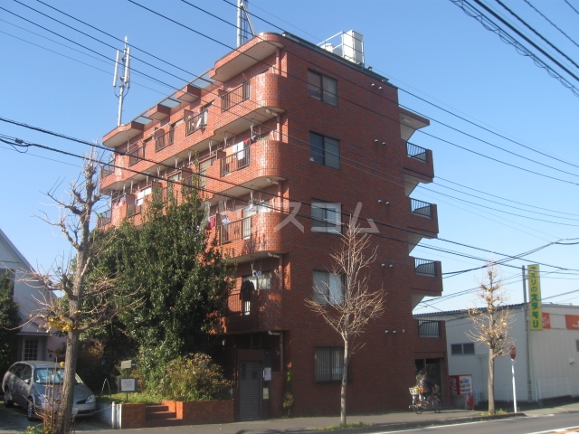 コクブマンション 301号室の外観