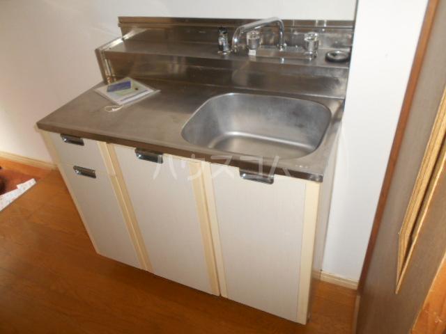 アーバン21 103号室のキッチン