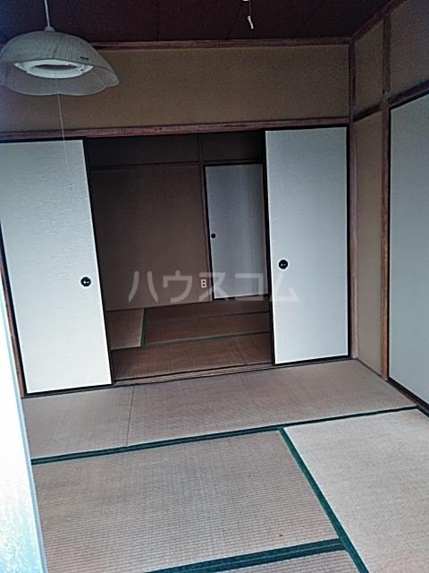 根本マンション 506号室の居室