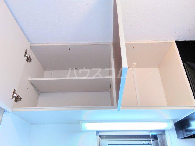 高峰コーポ 108号室のキッチン