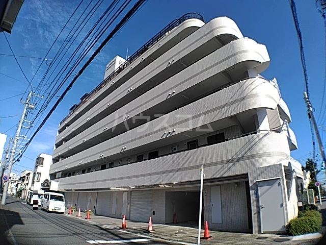ライオンズマンション平塚見附町第3外観写真
