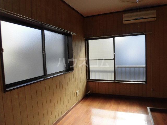 新富士見荘 101号室のリビング