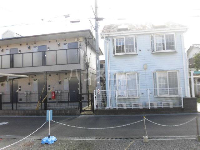 新富士見荘 101号室の景色