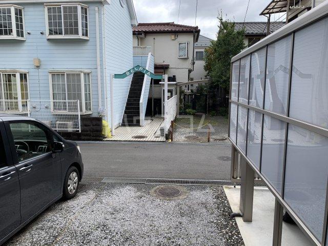 新富士見荘 105号室の景色