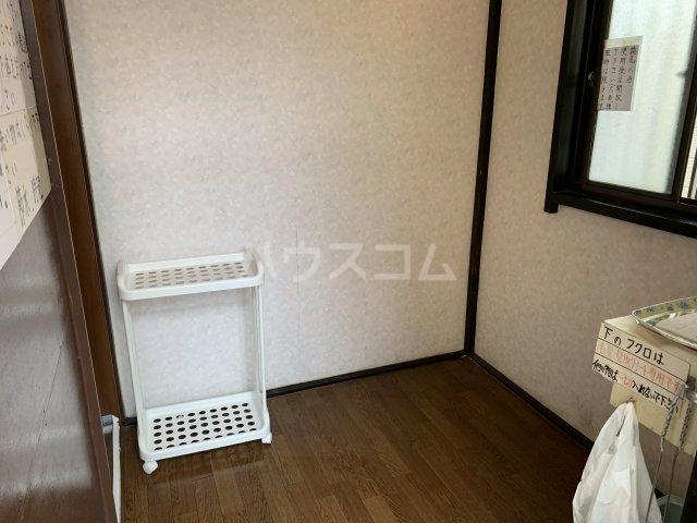 新富士見荘 105号室の設備