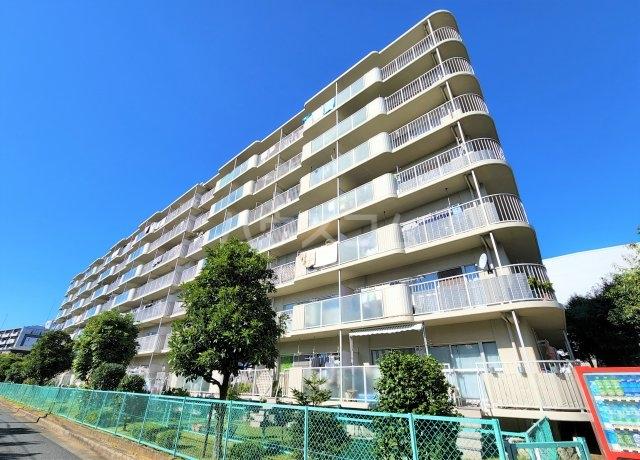 平塚スカイハイツ外観写真