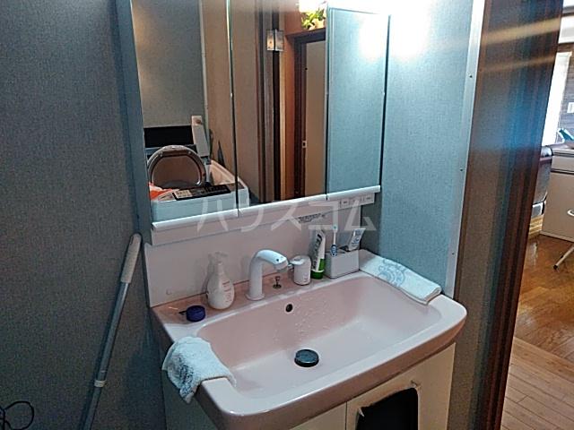 くず葉台団地11号棟 303号室の洗面所