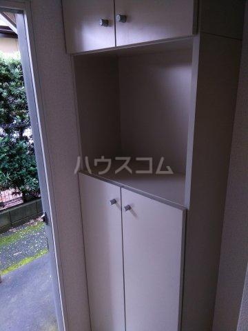 コンフォート北国分Ⅰ 101号室の玄関