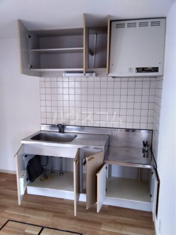 コンフォート北国分Ⅰ 101号室のキッチン