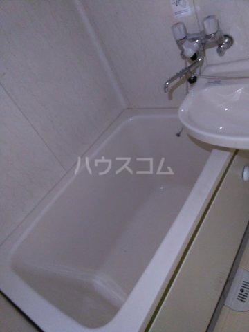 コンフォート北国分Ⅰ 101号室の風呂
