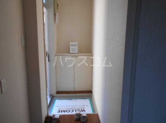 パークハイツ相川 203号室の玄関