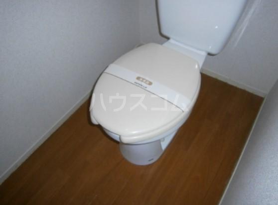 パークハイツ相川 203号室のトイレ