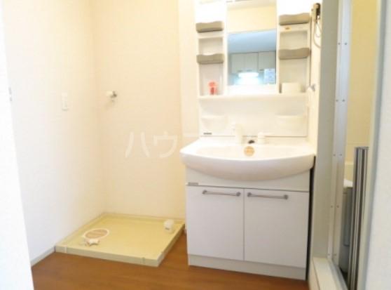パークハイツ相川 203号室の洗面所