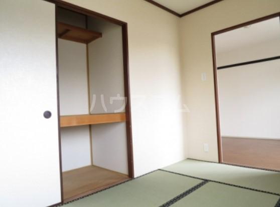 パークハイツ相川 203号室の居室
