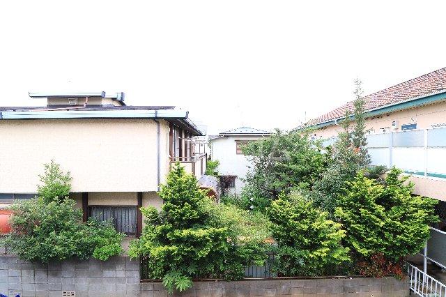 花沢第一コーポ 203号室の景色