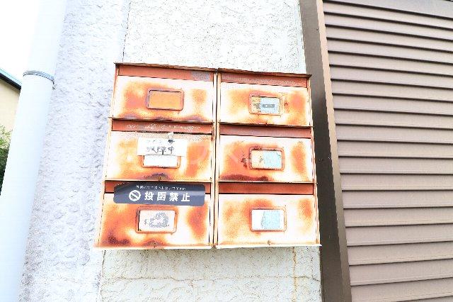 花沢第一コーポ 203号室のその他共有