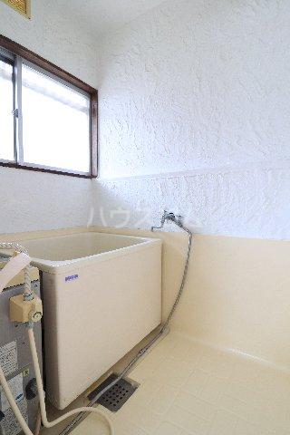 花沢第一コーポ 203号室の風呂