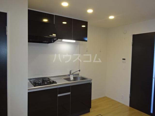 エクセレントY・K・Ⅱ 101号室のキッチン