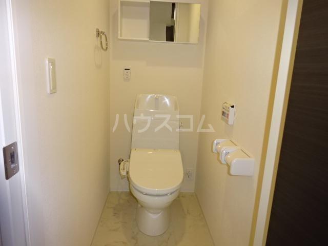 エクセレントY・K・Ⅱ 101号室のトイレ