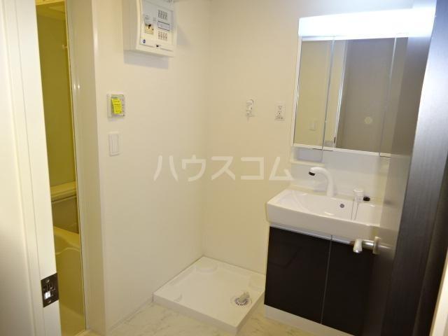 エクセレントY・K・Ⅱ 101号室の洗面所