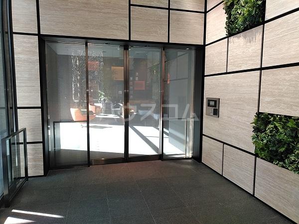 パークシティ柏の葉キャンパスザ・ゲートタワーウエスト 1404号室のセキュリティ