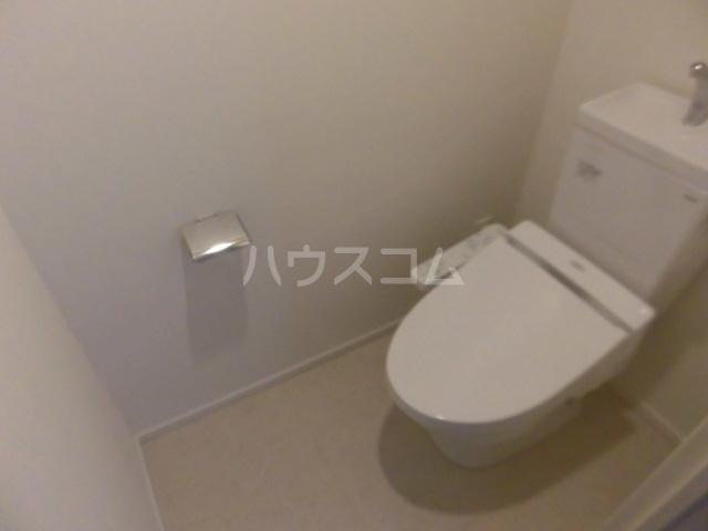パークシティ柏の葉キャンパスザ・ゲートタワーウエスト 1404号室のトイレ