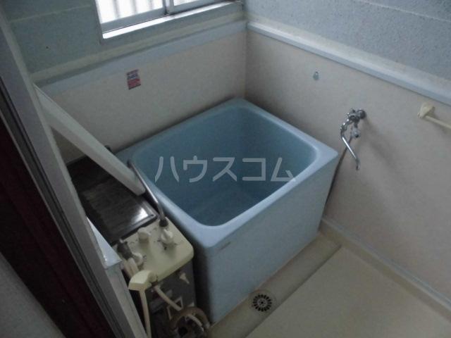 ハイツ姫田 205号室の風呂