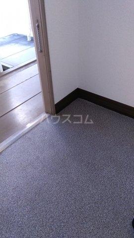 PALハイツⅠ 202号室の玄関