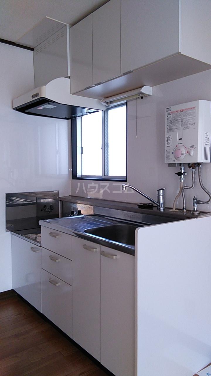 PALハイツⅠ 202号室のキッチン