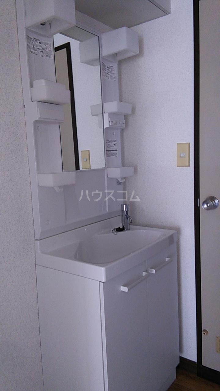 PALハイツⅠ 202号室の洗面所