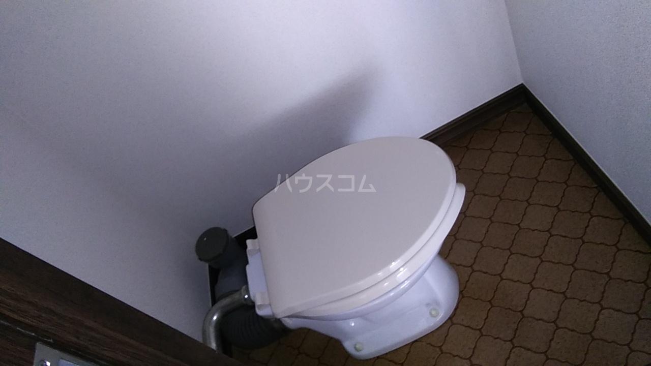 PALハイツⅠ 202号室のトイレ