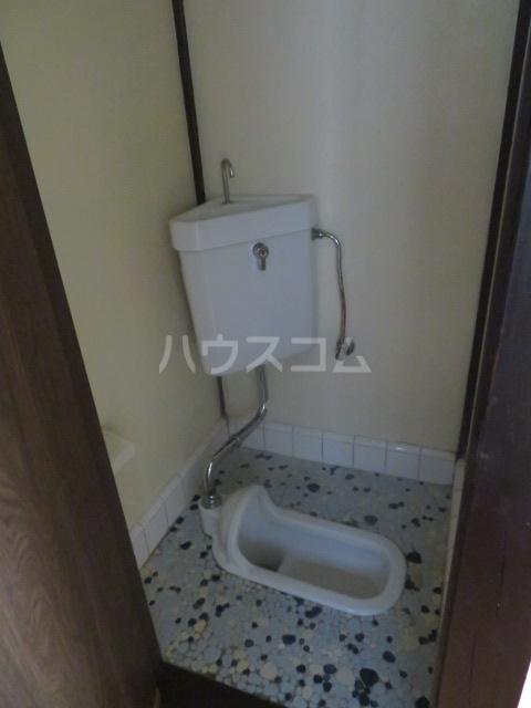 コーポ真辺 101号室のトイレ