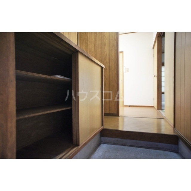 アイシーコーポ 2B号室のセキュリティ