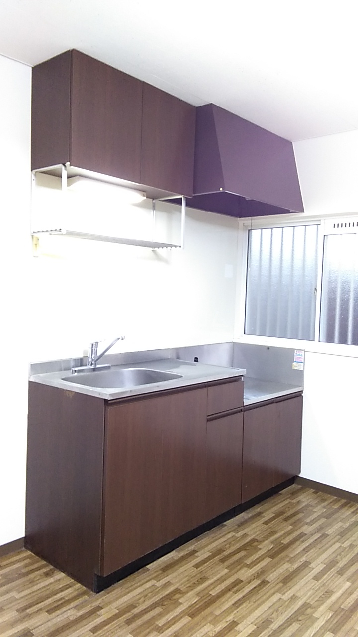 グレイス湘南台 101号室のキッチン