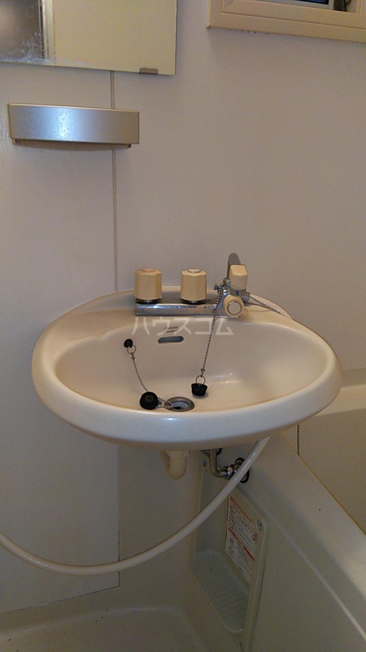 グレイス湘南台 101号室の洗面所