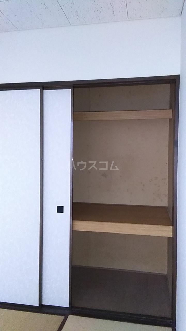 グレイス湘南台 101号室の収納