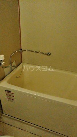 ドミールモリス 202号室の風呂