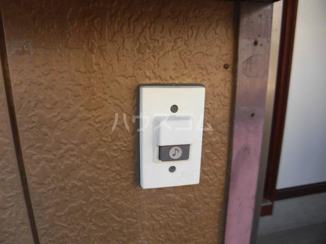 柏市常盤台貸家のセキュリティ