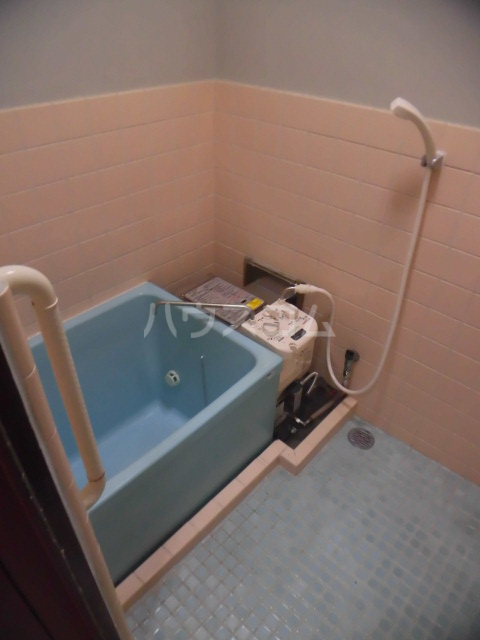 柏市常盤台貸家の風呂